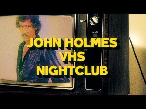 John Holmes - Music : Perturbator - John Holmes VHS Nightclub https://www.facebook.com/Perturbator http://perturbator.bandcamp.com/ Track available on