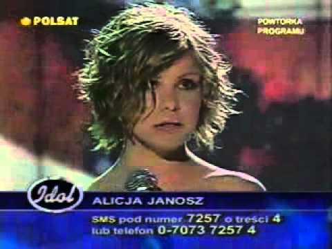 Tekst piosenki Alicja Janosz - Skłamałam po polsku
