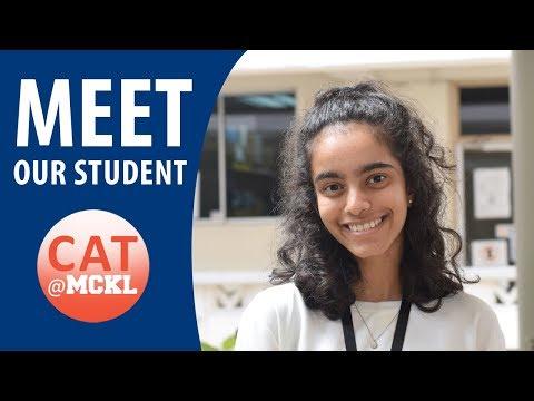 CAT@MCKL | Meet our student, Natasha
