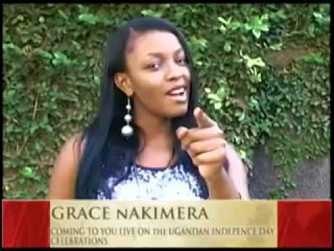 UGANDA'S 48TH INDEPENDENCE CELEBRATION, Grace Nakimera,Chagga,Pricilla Kalibbala and Junior Terribo Concert2