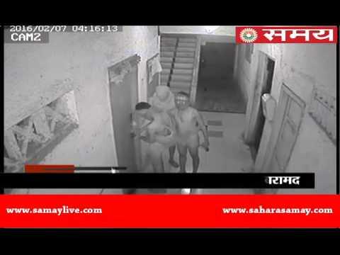 CCTV capture Kachchha-Baniyaan gang