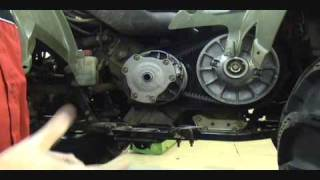 9. Polaris Sportsman EPI Clutch Kit Install - Part 1 of 4