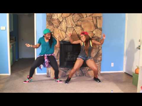 90′s Throwback HipHop Cardio Dance Workout @KeairaLaShae