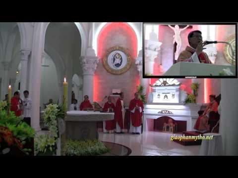 Đức Cha Phêrô giảng lễ: Kính thánh Phêrô và Phaolô tông đồ, ngày 29.6.2016