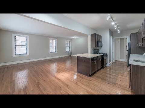 A bright corner 1-bedroom in Lakeview East at Reside on Surf