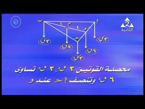 رياضة 3 ثانوي استاتيكا أ مجدي فهيم 15-02-2019