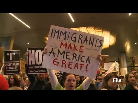 Trump again revises six-nation travel ban