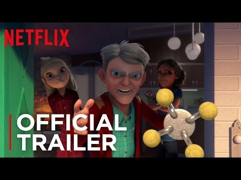 3Below: Tales of Arcadia | Official Trailer [HD] | Netflix
