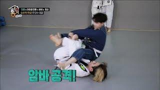 【TVPP】Bobby,JinHwan(iKON)-they are a sparring partner,바비,진환(아이콘)-야식 걸고 스파링@LTIERiKON #007 : they are a sparring partner @livingtogetherinemptyroom  20170714iKON : B.I, Kim JinHwan, BOBBY, Song YoonHyung, Goo JoonHoe, Kim DongHyuk, Jung ChanWooHomepage : http://www.ygfamily.com/artist/Main.a...Facebook : https://www.facebook.com/OfficialYGiKONYoutube : https://www.youtube.com/user/Official...Instagram : https://www.instagram.com/withikonic/