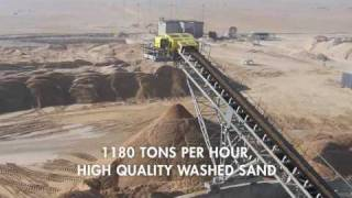 Video The largest sand washing plant in the world? MP3, 3GP, MP4, WEBM, AVI, FLV Desember 2018