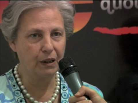 On. Rita Borsellino - Intervista