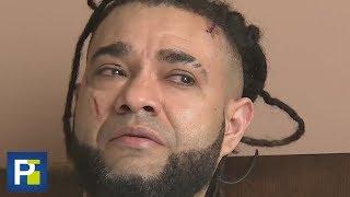 A puñalada limpia, atacan al merenguero 'Mala Fe' en Nueva York