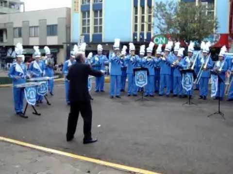 CONCURSO DE BANDAS EM SANANDUVA 2011