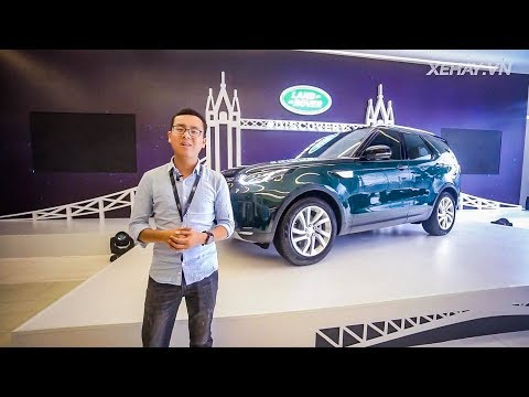 Cars Videos : Cảm nhận nhanh Land Rover Discovery 4 tỷ đồng vừa ra mắt |XEHAY.VN| | SnappyGears | Leading Wheels & Gears Inspiration Magazine