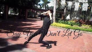 Video James Arthur - Say You Won't Let Go (Dance Choreography) download in MP3, 3GP, MP4, WEBM, AVI, FLV Mei 2017