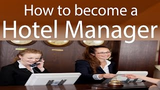 Hotel Management Diploma (level 4)