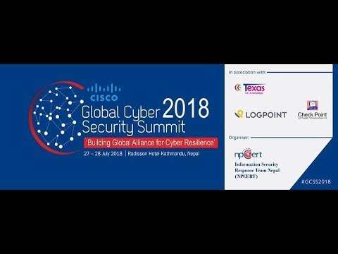 (CISCO Global Cyber Security Summit to kick off in Capital - Duration: 94 seconds.)