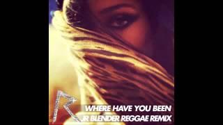 Rihanna vídeo clipe Where Have You Been (Jr Blender Reggae Remix)