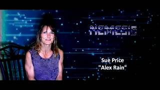 "Sue Price (""Nemesis"" series) Interview"