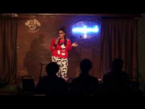 DoubleXL at The Comedy Works Montreal Open Mic Night: Fat Girl Problem