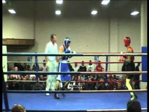 Sam Martinella - Amateur Fight Highlights - Shadow's Gym Eltham