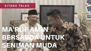 Video PENDAPAT CAWAPRES UNTUK SENIMAN DI INDONESIA FEAT MA'RUF AMIN MP3, 3GP, MP4, WEBM, AVI, FLV Desember 2018