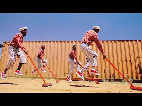 Pantsula Dnace - Red Devils