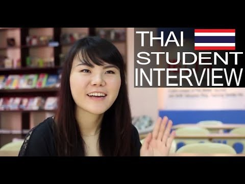 SMEAG Thai Student Interview