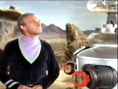 Lost In Space - Dr. Smith Vs The Robot