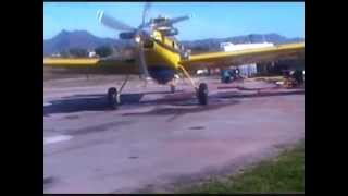 Air Tractor AT-802F (Full load). 16000 pounds. FULL