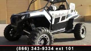 4. 2012 Polaris RZR XP 900 Jesse Rooke Customs -  - Peoria, AZ