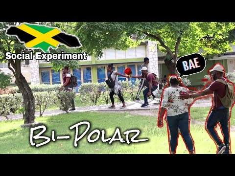 Being Bi-Polar For A Day In Jamaica / epic        (Unseen Footage)