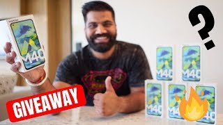 Samsung Galaxy M40 Top Features + Giveaway 🔥🔥🔥