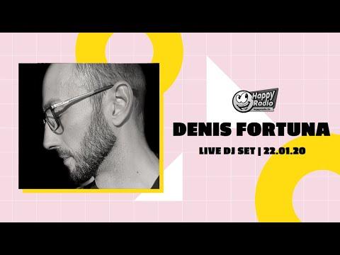 DENIS FORTUNA | HAPPY CLUB | LIVE DJ SET | HAPPY RADIO | 22.01.20