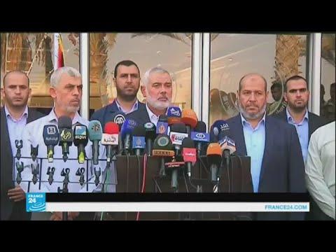 العرب اليوم - شاهد: إسماعيل هنية متمسك بالمصالحة الفلسطينية