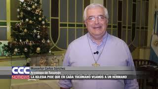 Monseñor Carlos Sánchez