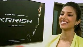 Priyanka's Favourite Superhero