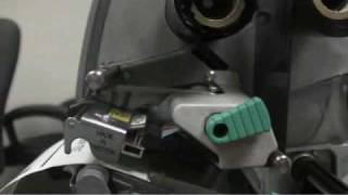 Troubleshooting the Label Stop Sensor on the Intermec PM4i Pri...