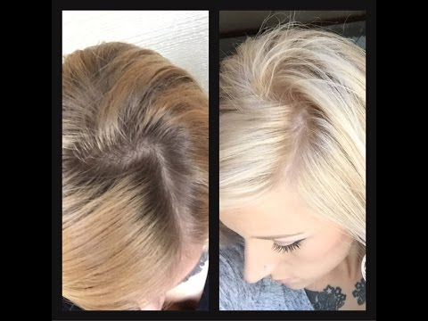 How To Tone Hair Using Wella T11 Amp T14 Toners