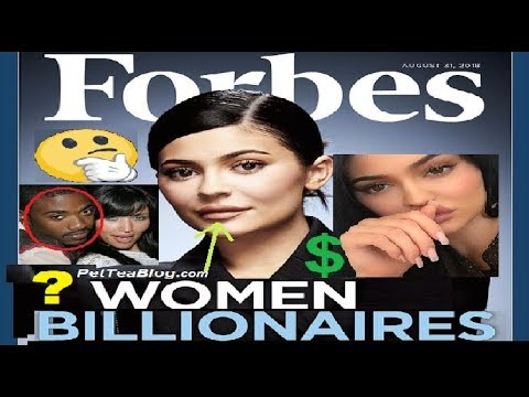 Kylie Jenner Youngest Self Made Billionaire Ever, Ray J needs a Check? 💰
