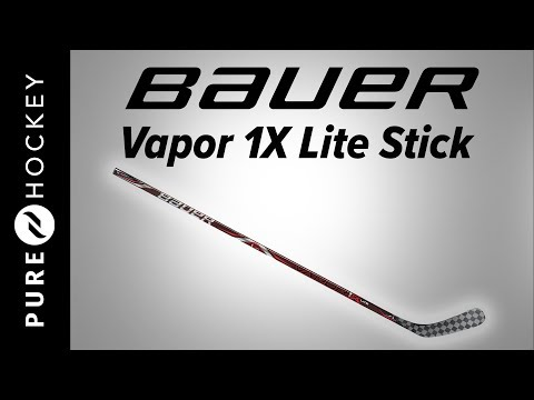Bauer Vapor 1X Lite Hockey Stick | Product Review
