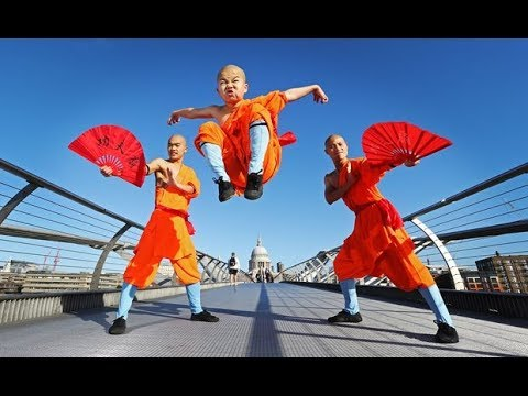 Shaolin Warrior Monk- Documentary.