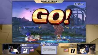 Momocon 2016: Wrath vs LordMix -Winners Semis