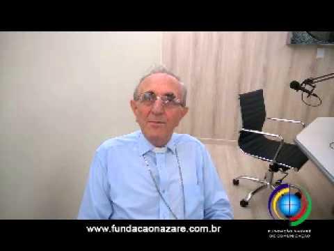Bispo Dom Armando Bucciol, da Diocese de Livramento de Nossa Senhora (BA) - 27/02/2015