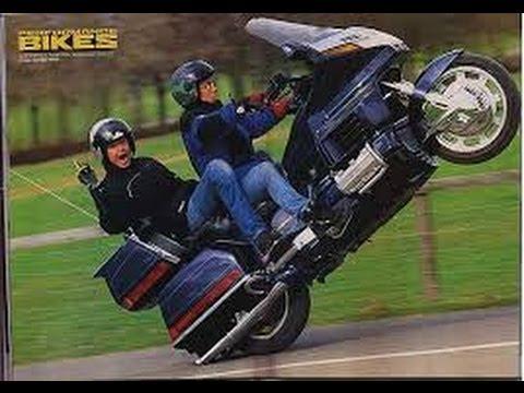 How not to wheelie!!!