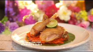 Video Chef's Table - Spicy Ayam Pop MP3, 3GP, MP4, WEBM, AVI, FLV Mei 2019