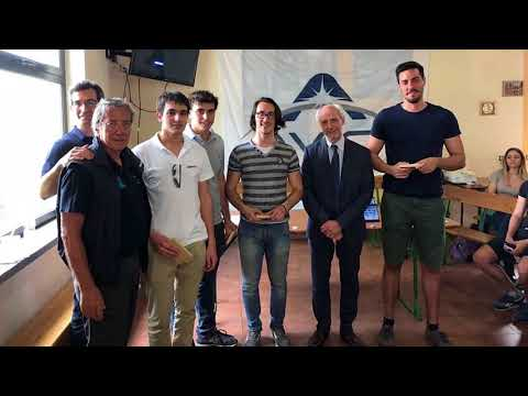 Laboratorio di Propulsione Spaziale 2018 de La Sapienza - Avio
