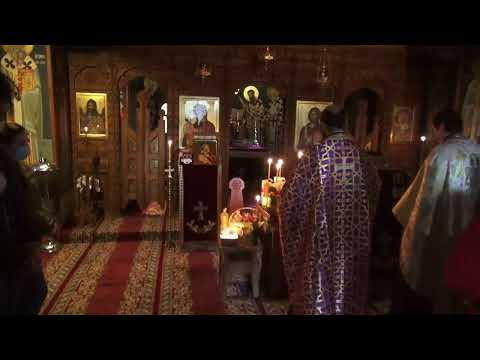 DIRECT Taina Sfântului Maslu -  Le Sacrement des Saintes Huiles, LIMOURS