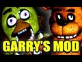 Gmod FIVE NIGHTS AT FREDDY'S SCARY Mod! (Garry's Mod)