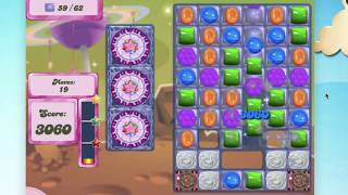 Candy Crush Saga Level 2639  No Booster We have all Candy Crush Saga levels.  Check out the entire series here. https://www.youtube.com/watch?v=Ay7yhVA7Y6A&list=PLIrK-8DuwP1VNwA9lfuEyTjYMk0wCcqIy  We post Candy crush saga levels with no boosters and 3 stars.    If we used a booster, please check back because we will repost a Candy crush saga no booster level soon.  Leave us a comment and tell us how we are doing?  Something you want to see? Let us know.   This channel is a labor of love.  Please help us out with a donation.  https://www.youtube.com/channel/UC9-GaHeWMZRyKNJUeUXfxfA Thanks for watching.  We also do Candy Crush Soda levels.  Check it out here https://www.youtube.com/playlist?list=PLIrK-8DuwP1XR_mbQrCv7l98qEBKUriaX  Subscribe to our channel for all the latest levels and games!Check us out on FACEBOOK   https://www.facebook.com/puzzlinggamesTWITTER     https://twitter.com/puzzlinggamesGOOGLE+  https://plus.google.com/u/1/b/110454797664753615818/+MrFunnyfamilyfilms/postsOther playlistsHow to solve Candy crush soda saga  https://www.youtube.com/playlist?list=PLIrK-8DuwP1XR_mbQrCv7l98qEBKUriaXHow to solve Rubik's cube https://www.youtube.com/playlist?list=PLIrK-8DuwP1XdZzZ7WbgL7VhAhp8S1kkaHow to play backgammon  https://www.youtube.com/watch?v=0A0tEg-bYY4&list=PLIrK-8DuwP1Wbzzq9dVyvp58uyjxu-z4MHow to solve sudoku  https://www.youtube.com/watch?v=1i-R75TPwRA&list=PLIrK-8DuwP1WS6g6FhghA3UHz4dFxcGXcHave a suggestion?  Let us know in the comments Candy Crush Saga is an addictive switching Candy Game puzzle from King.com.  It is widely popular around the world.  You have to achieve goals by switching Candies to make rows of three.  Making a row of 4 or 5 candies will give you specials which have larger effects in crushing the candies.  The more candies you crush, the more points and stars you gain.  The Saga refers to working your way around a game board into higher and more challenging levels.  There are hundreds of levels, with more added every few weeks.  There are obstacles that also prevent you from achieving your goals, such as licorice, bombs, chocolate growing squares, and lots more.   similar games include: Candy crush soda saga, candy crush jelly saga, farm heroes saga, words with friends, angry birds, subway surfers, cupcake carnival, pyramid solitaire saga, diamond digger saga, per rescue saga, frozen free fall, bubble witch saga, bubble witch 2 saga, pepper panic saga, bejeweled, bejeweled blitz, 【舞秋風小遊戲時間】Candy Crush Saga 糖果大爆險 基本認識 It is available for the android, iOS, and on Facebook.  Many people have posted walkthrough videos, or cheat videos, but the game is different every time, so no one strategy will always work.   Some keywords to this channel and game include candycrush, candy crush saga, candy crush saga level, candy crush level, Puzzle Game (Media Genre), crushing,candies,skillgaming,skill,gaming,sugar,sugar crush,king.com,how to beat level,how to pass level,how to,beat,pass,how to solve,3 stars,no boosters, striped,wrapped,bomb,Candy Crush Saga (Video Game), nivel,dolces,lively,Niveau,Candy Crush How to do level 2639  level 2639 cheat candy Crush,Candy Crush Saga,Candy Crush Saga level 2639 Candy Crush level 2639 cheat,hacking candy crush,Candy Crush cheat for lives,Instant lives candy crush,Candy Crush how to do level 2639, How to pass level 2639 ,Lives cheat Candy Crush, candy crush how do i solve, candy crush, saga, nivel, level, candy crush saga level, candy crush level, Saga caramelo Crush es un adictivo rompecabezas conmutación Caramelo Juego de King.com. Es muy popular en todo el mundo. Tienes que alcanzar las metas de conmutación Caramelos para hacer filas de tres. Hacer una fila de 4 o 5 caramelos le dará especiales que tienen efectos más grandes en el aplastamiento de los caramelos. Las más dulces que aplastar, más puntos y estrellas que ganar. La saga se refiere a su forma de trabajo alrededor de un tablero de juego en los niveles más altos y más desafiantes. Hay cientos de niveles, con más añadidos cada pocas semanas. Hay obstáculos que también le impiden alcanzar sus metas, como el regaliz, bombas, cuadritos de chocolate en crecimiento, y mucho más.